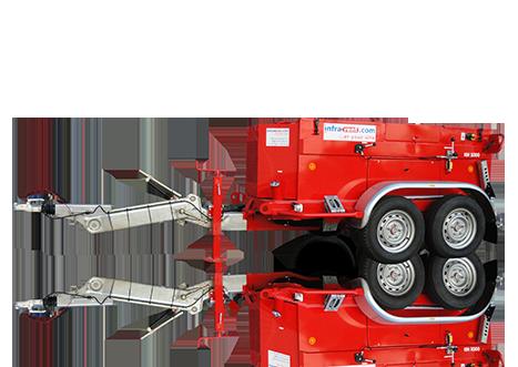 Kabeltreklier KW3000