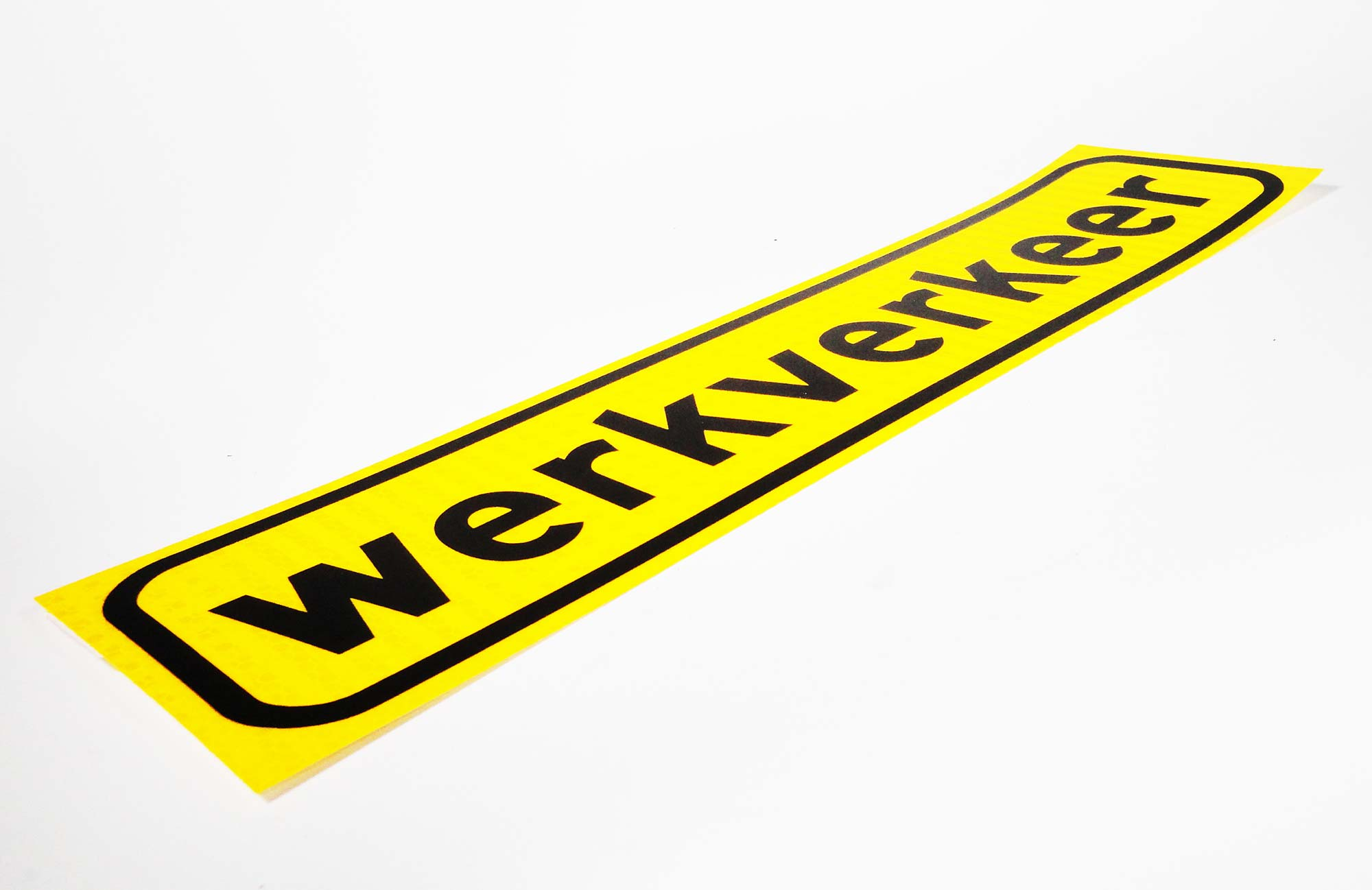 Werkverkeer (sticker)